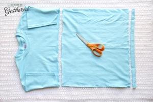 how to make t shirt yarn