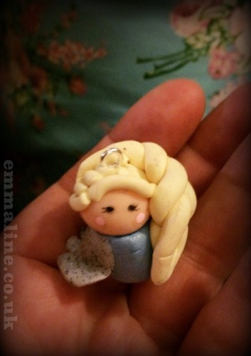 Clay Elsa from Disney Frozen