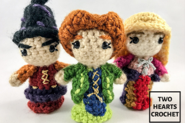 Geeky amigurumi patterns